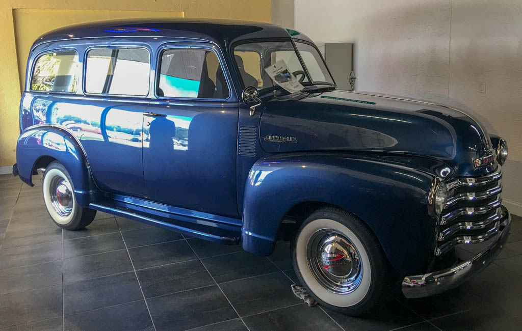 1949 Chevy Suburban
