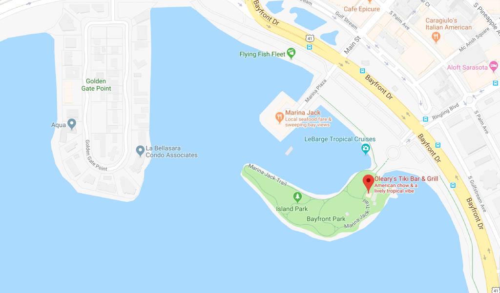 Bayfront Park & Marina