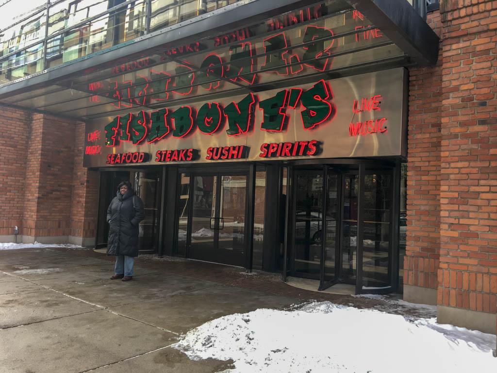 Fishbone's In Detroit's Greektown
