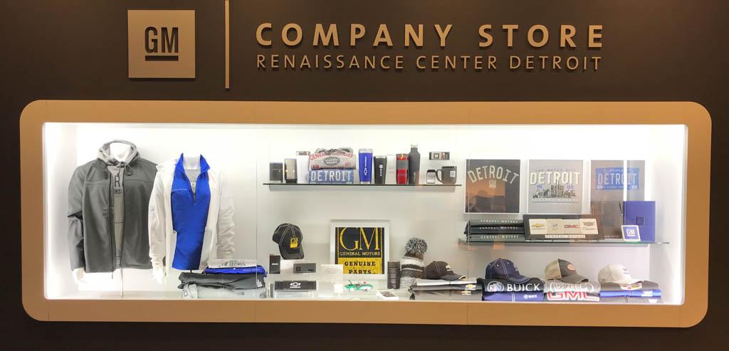 GM Company Store