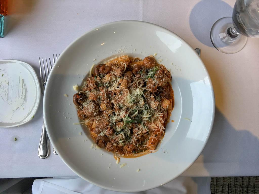 Andiano Spicy Pasta Dish - Rigatoni Giuseppe