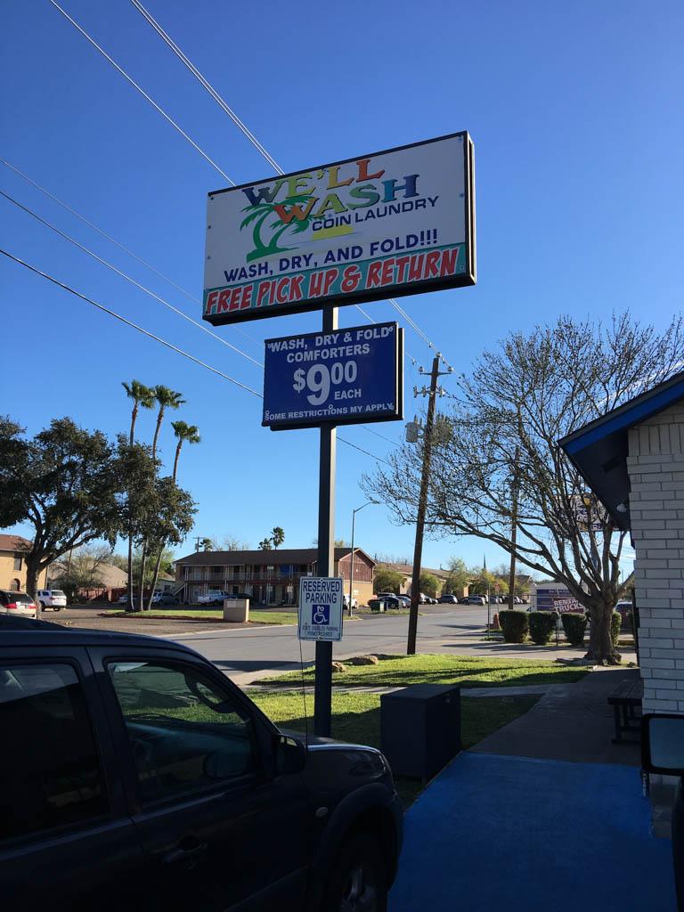 Laredo Laundromat