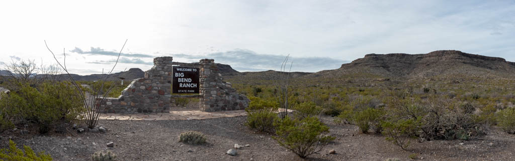 Scouting Big Bend Ranch State Park