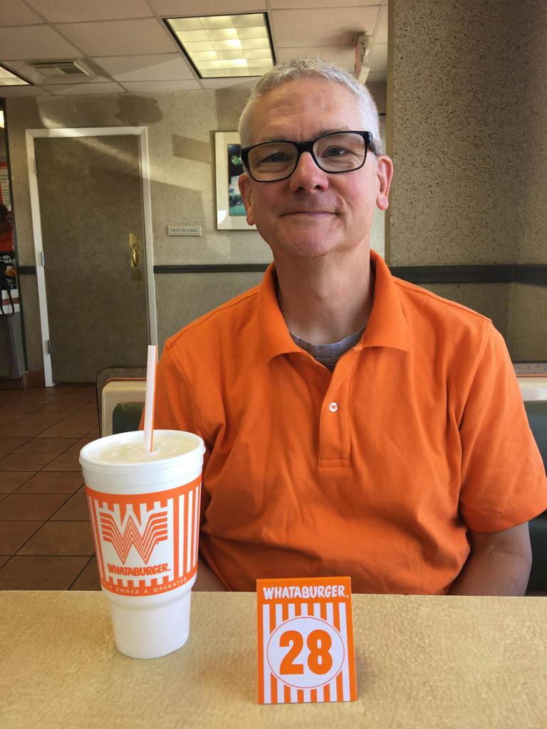 Texas Icon Whataburger