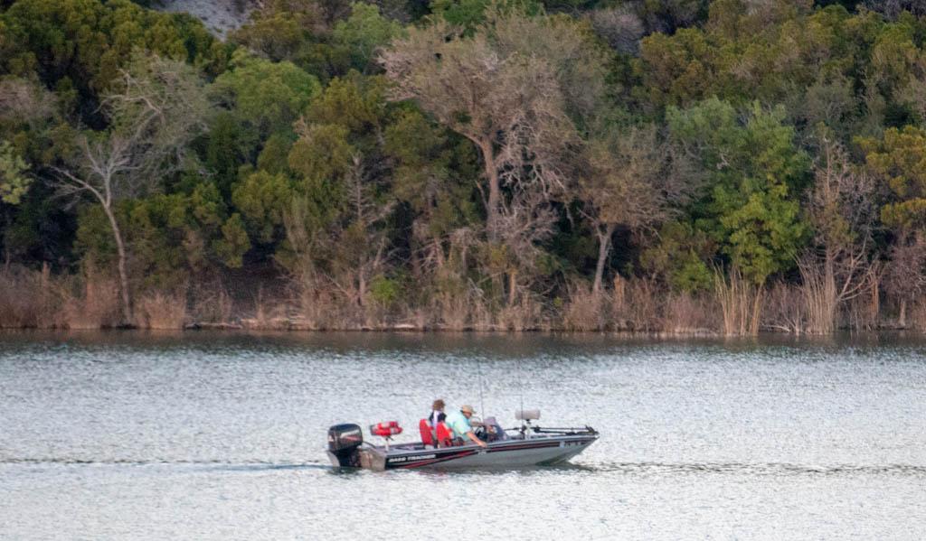 Cedar Lake Motor Boater