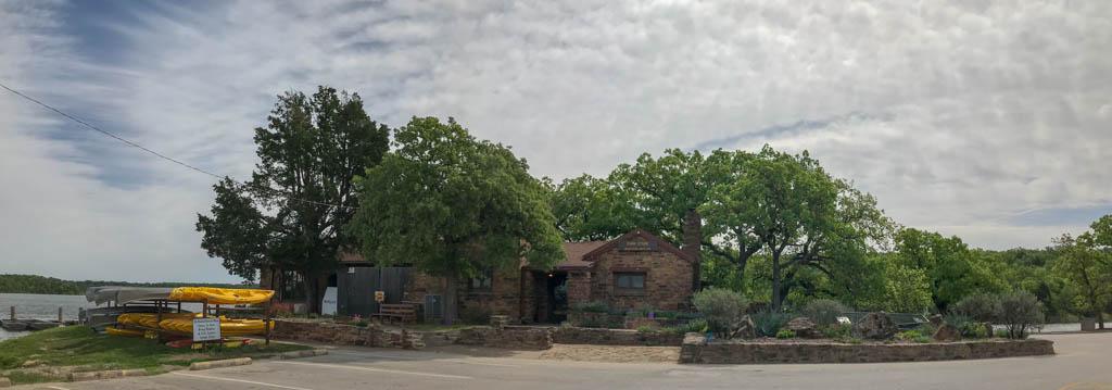 CCC Built Park Store