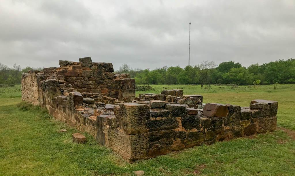 Guard House Ruins
