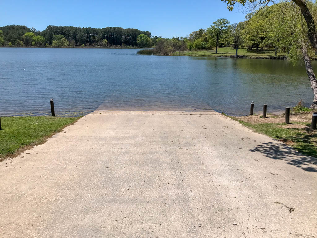Black Creek Lake Boat Ramp