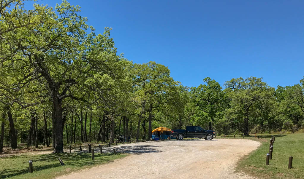 Black Creek Lake Campsite