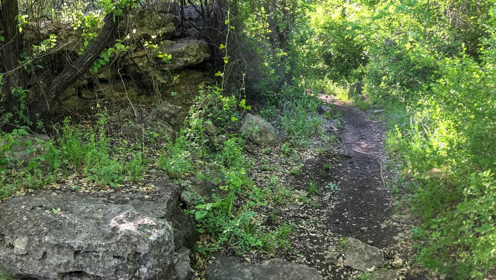 Rumbling Springs Trail