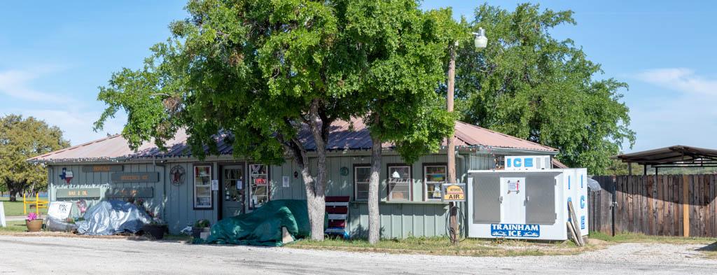 Possum Kingdom State Park Concession Store
