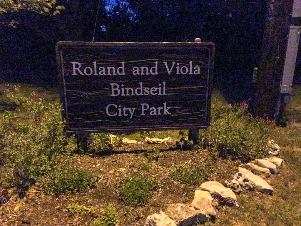 Roland and Viola Bindseil City Park