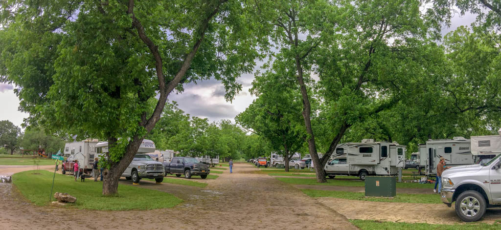 2019 Texas Truck Camper Rally