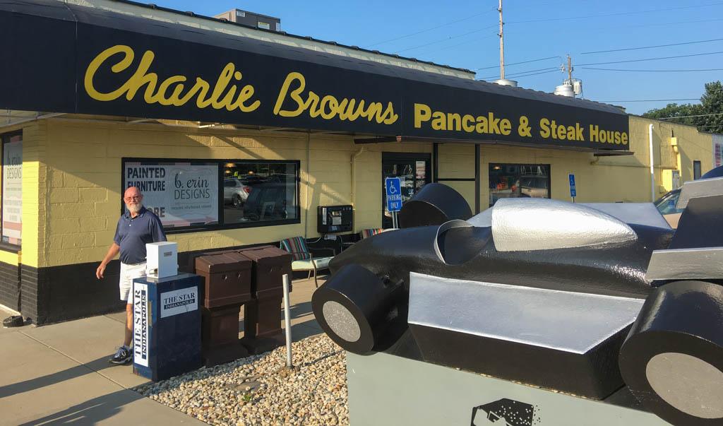 Charlie Browns Pancake & Steak House