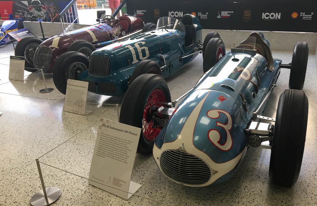 Iconic Race Cars