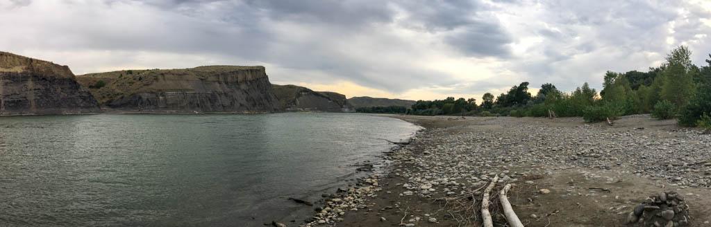 Yellowstone River Access