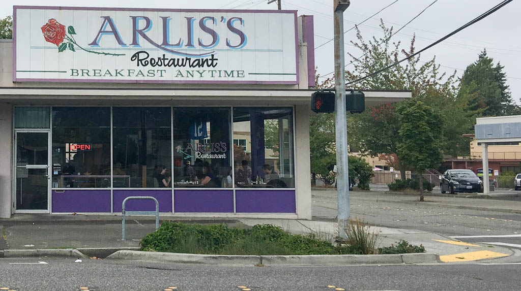 Arlis's Restaurant In Bellingham