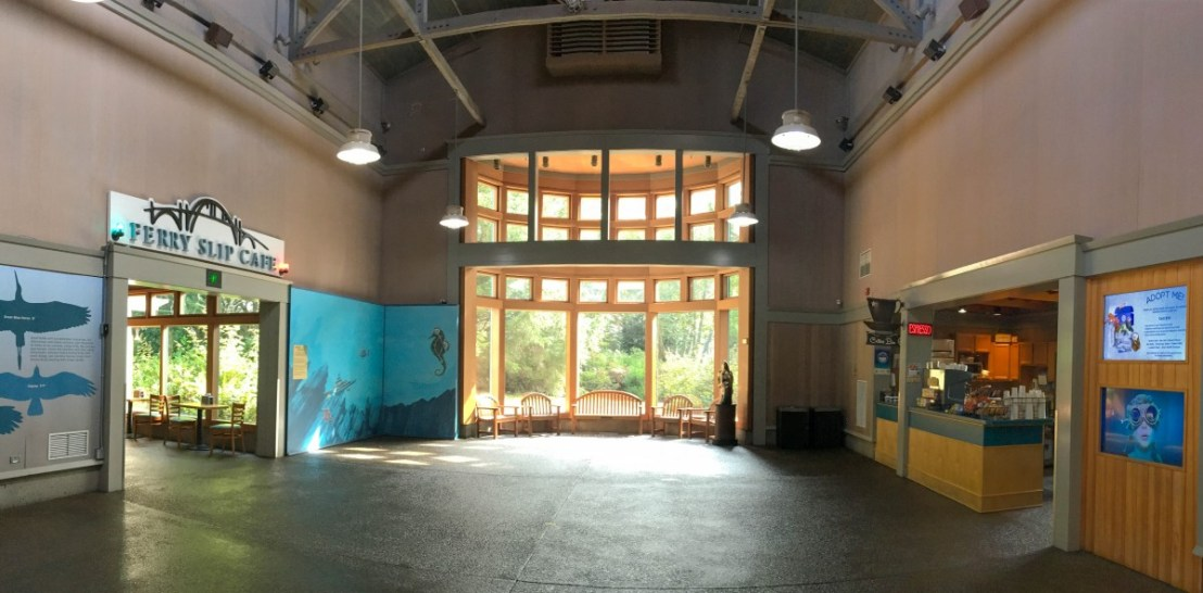 Entry Hall To Refreshments