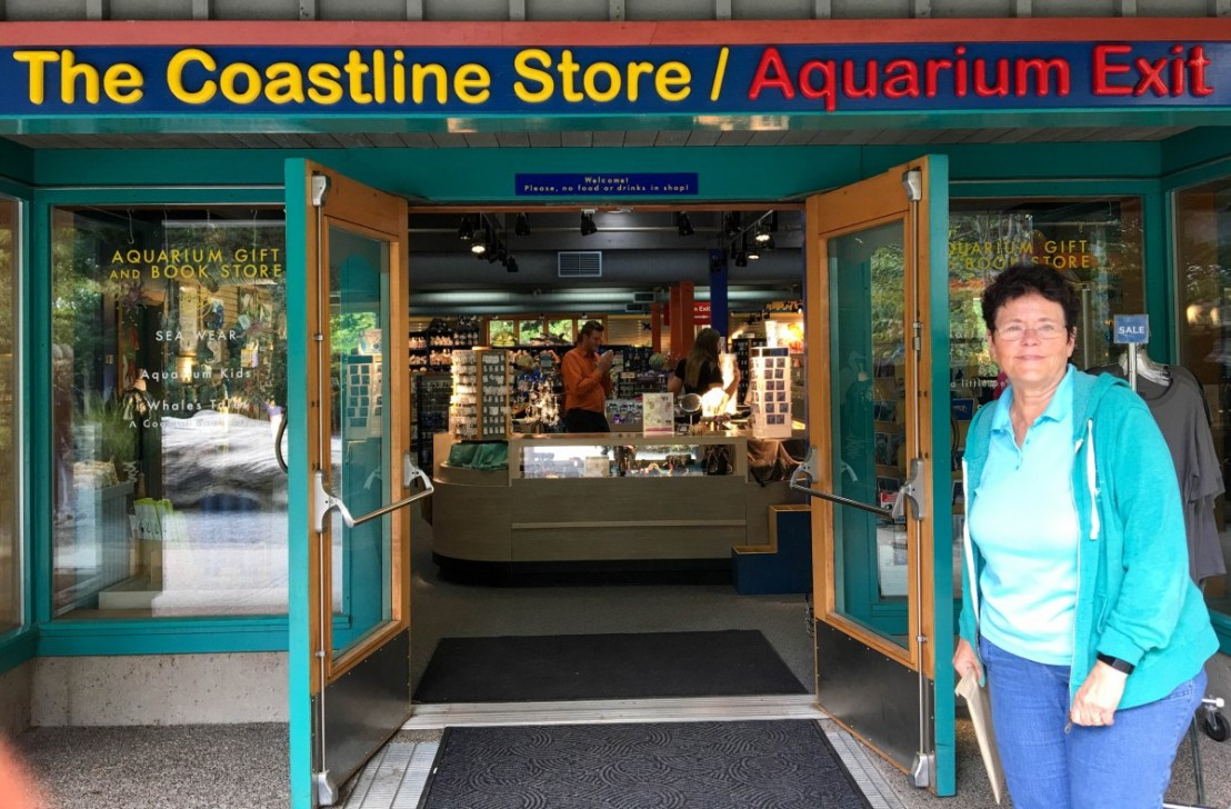 Aquarium Gift Shop