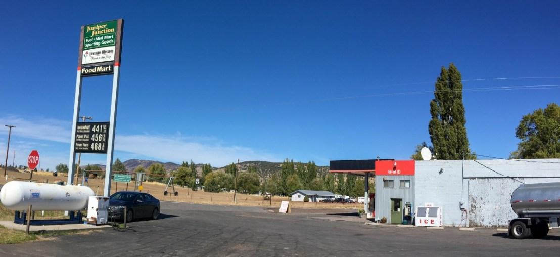Juniper Junction Gas Station