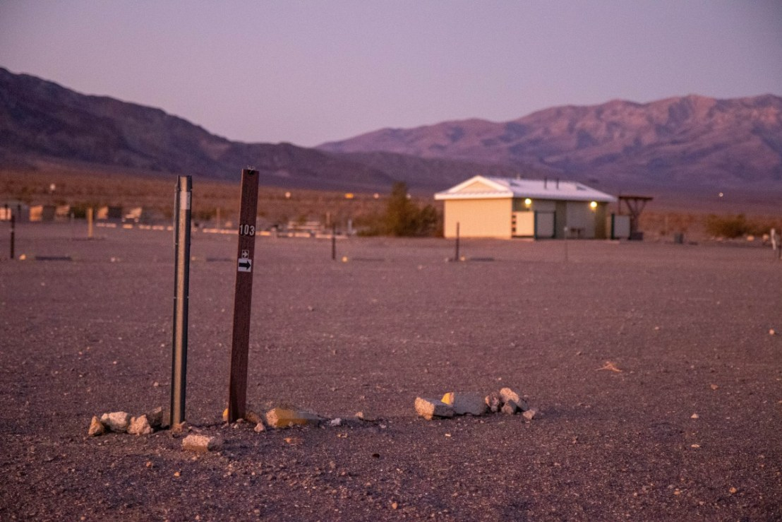 Stovepipe Wells NPS Campground