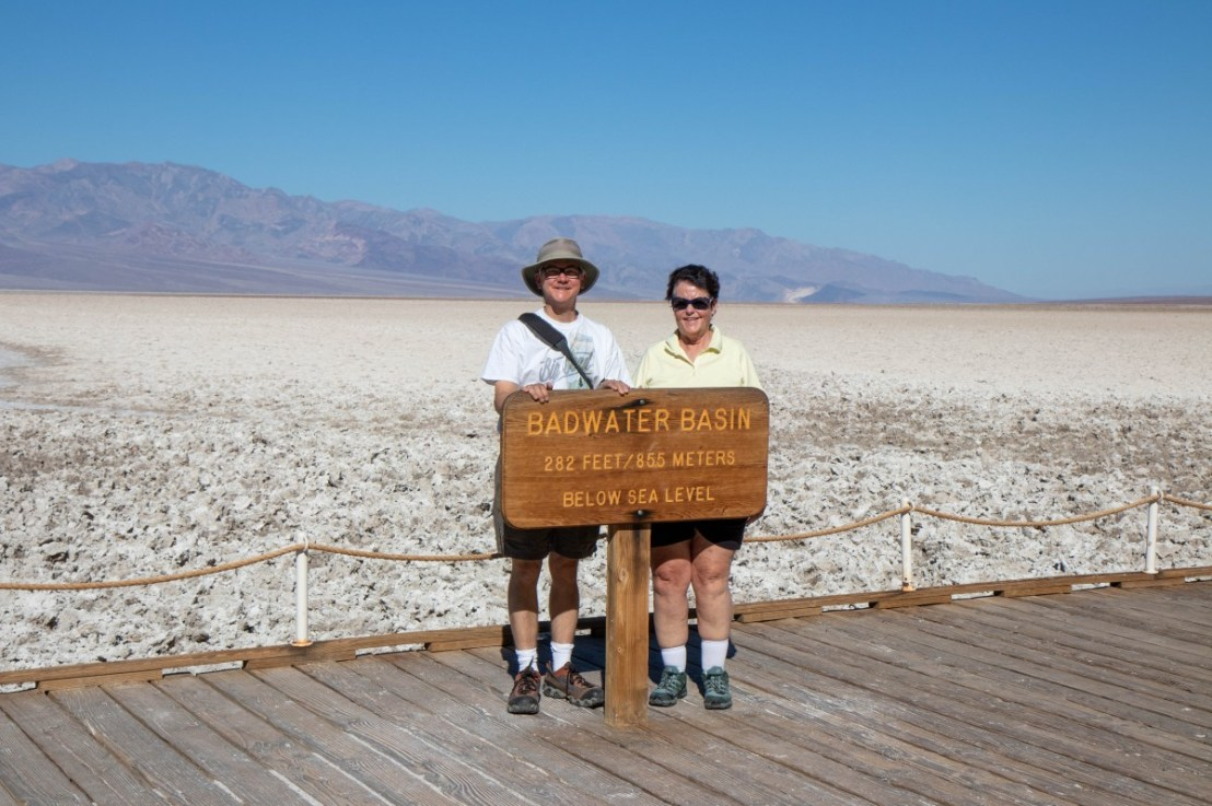 Death Valley National Park – Badwater Basin