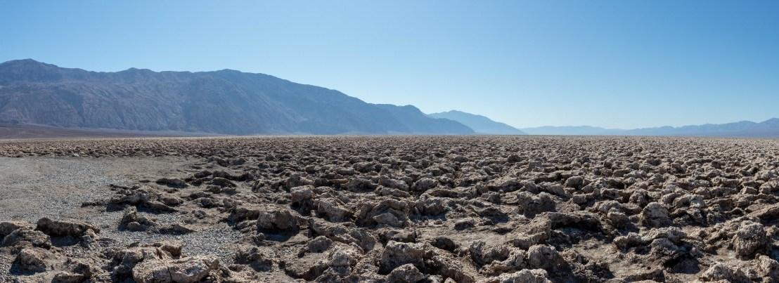 Death Valley National Park – Devil's Golf Course