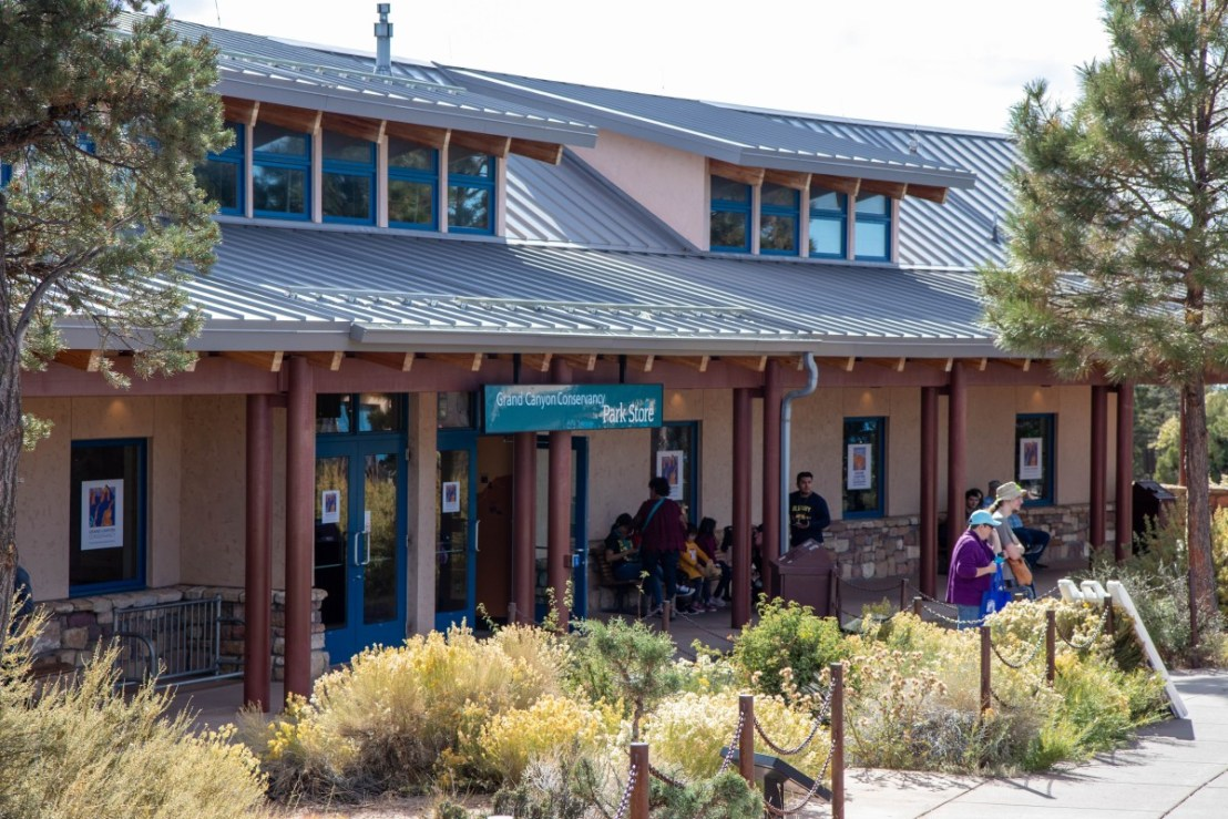 Grand Canyon Conservancy Park Store