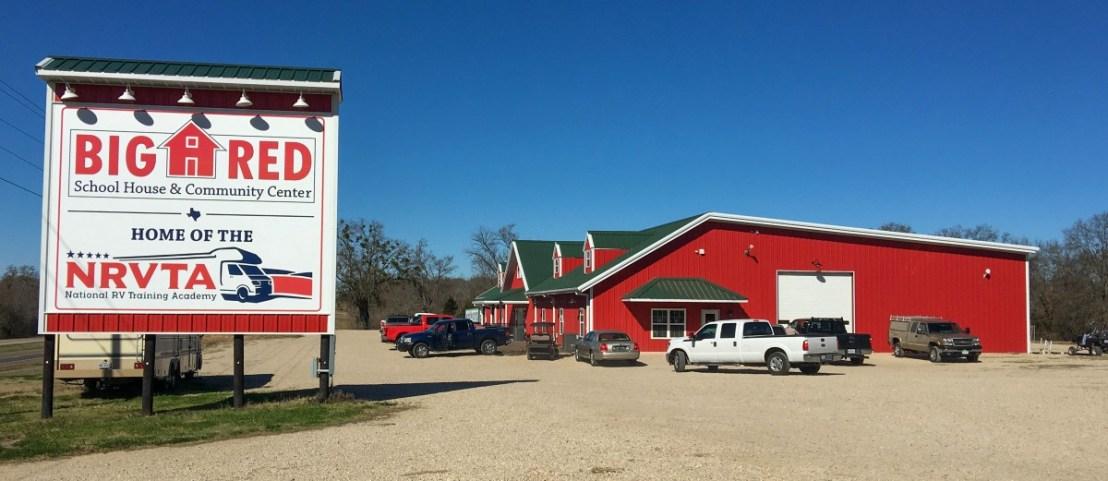 NRVTA Training Facility