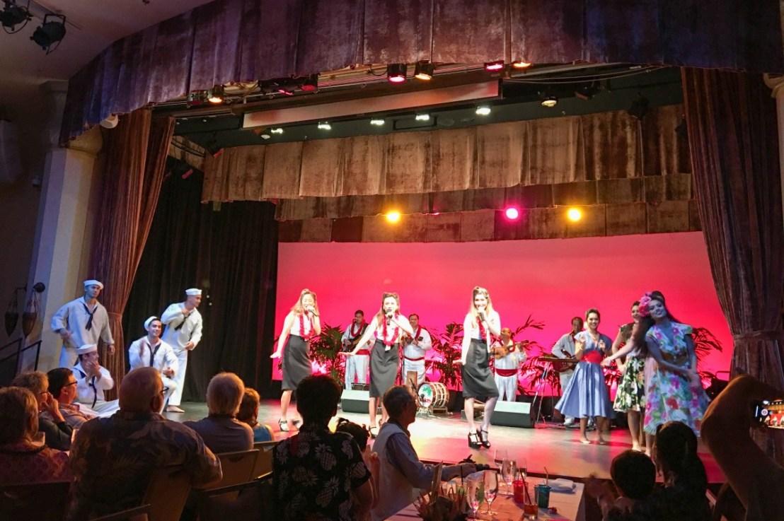 Royal Hawaiian Hotel Aha Aina Luau Show