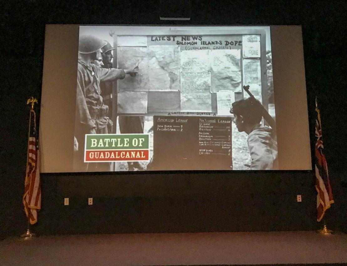 Museum Movie Providing Historical Context