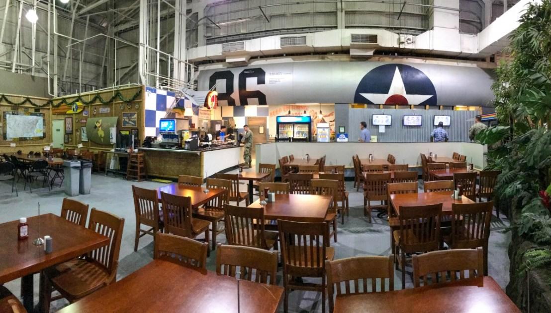 Laniākea Cafe In Hanger 37