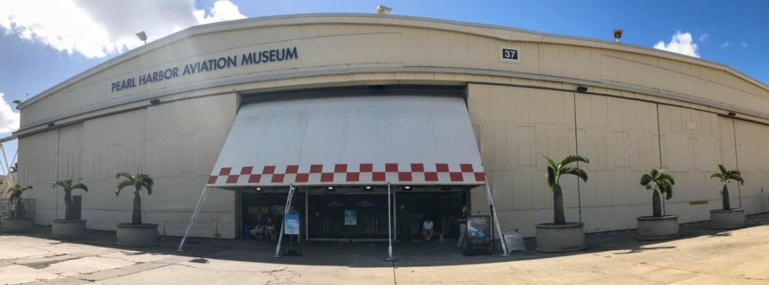 Hanger 37 - Pearl Harbor Aviation Museum