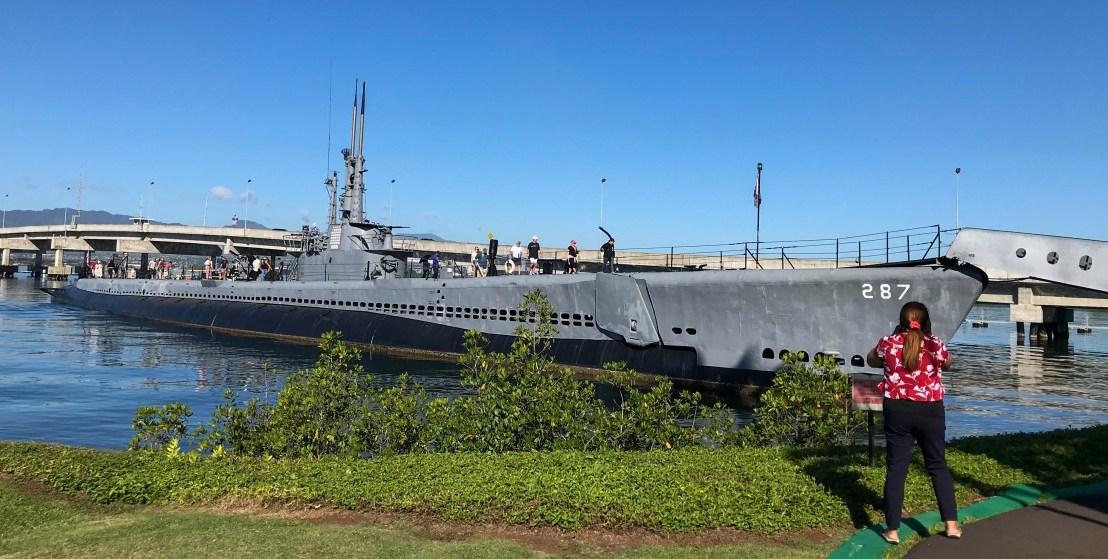 USS Bowfin Submarine & Park