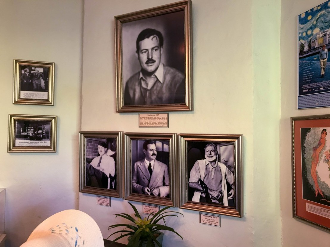 Pictures Of Hemingway At Different Stages Of His Life