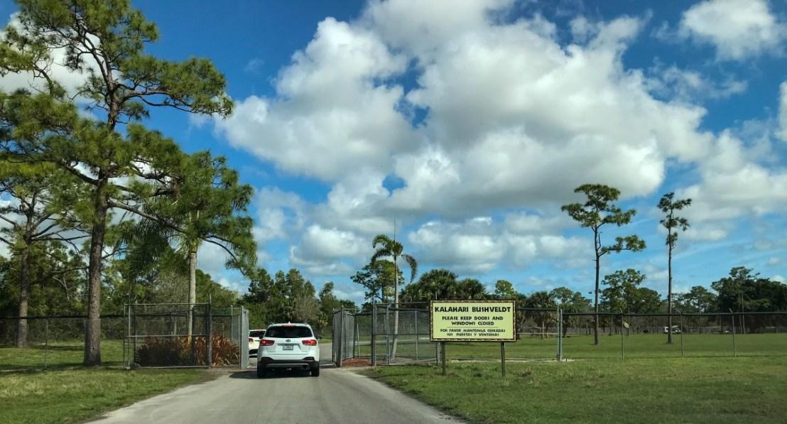 Kalahari Bushveldt Gate