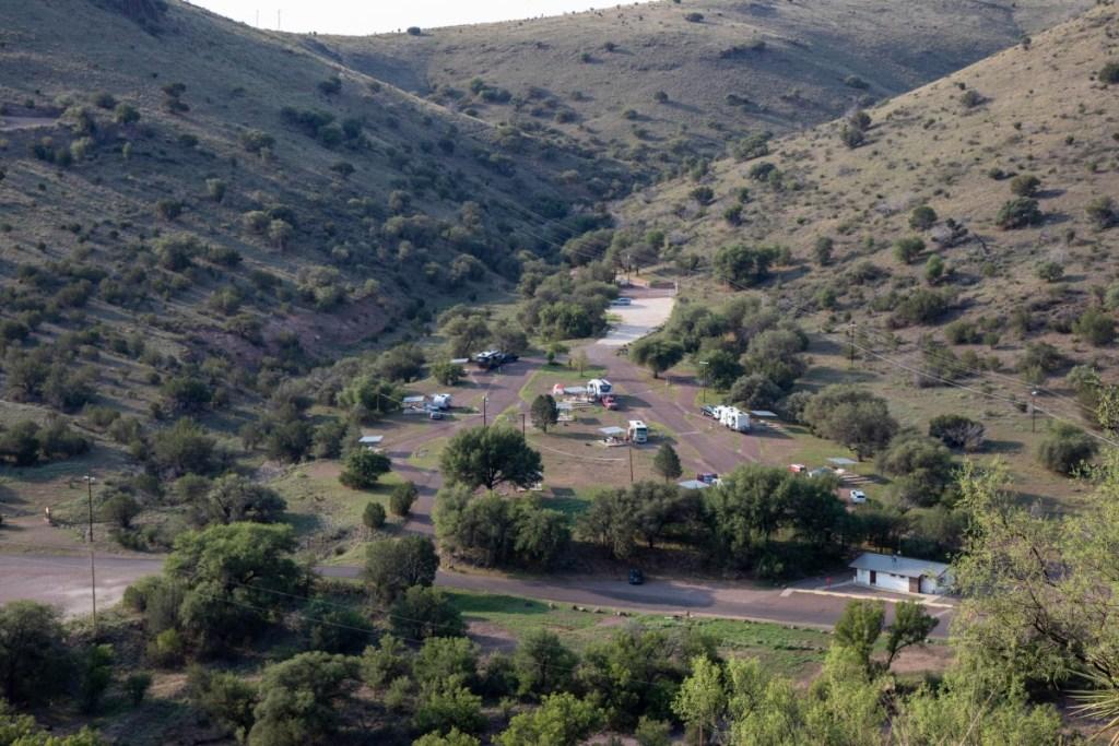Hillside Full Hookup Sites
