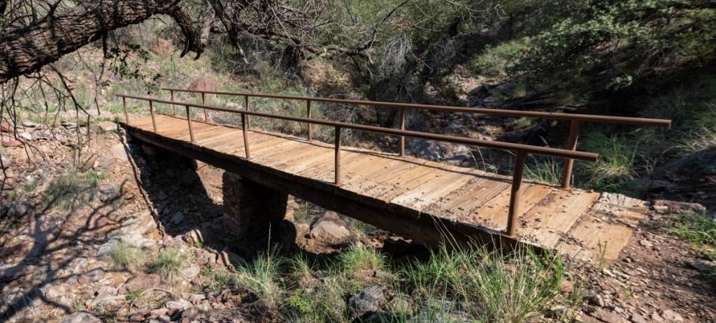 Keesey Canyon Bridge