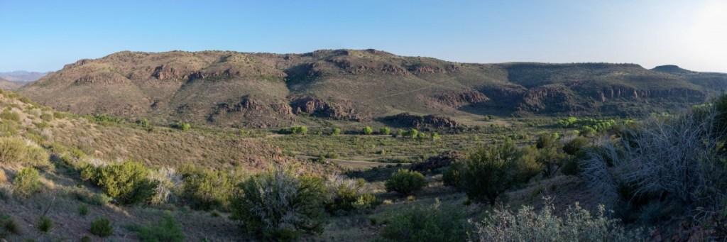 Limpia Creek