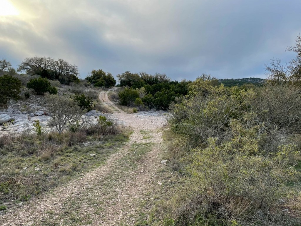 Trail Follows Old Ranch Roads