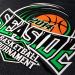 Pacific Basketball League Tournament 2014 screenprinted hoodies