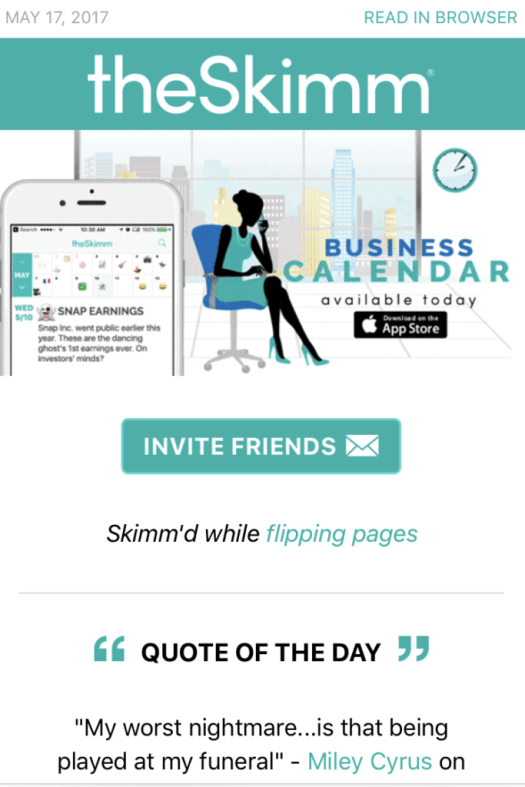 online resources for working moms theskimm