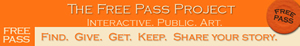 The Free Pass Project Header