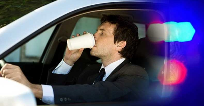 New Bill Will Make Drinking Coffee While Driving a Criminal Act
