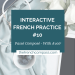 Interactive French Practice #10