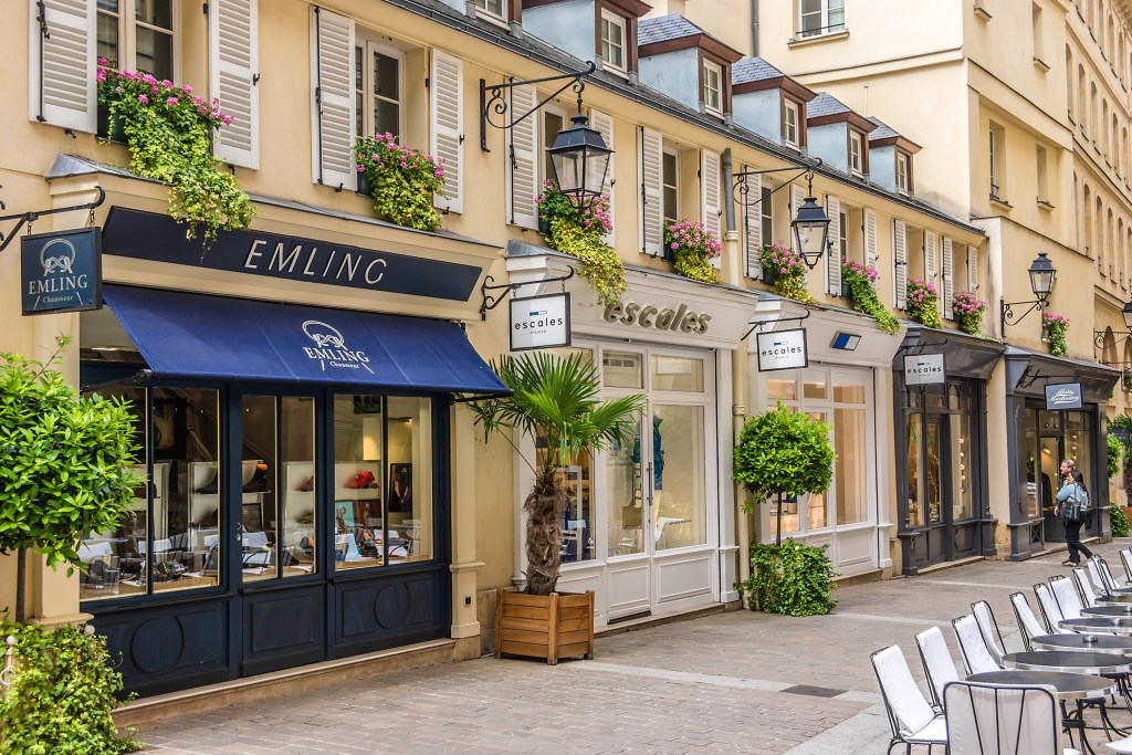 Shops in Paris, Learn French, French Podcast