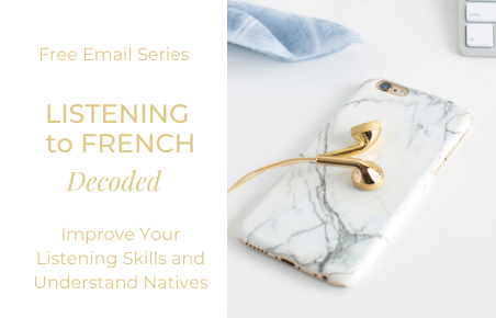 Email Series – Listening to French Decoded