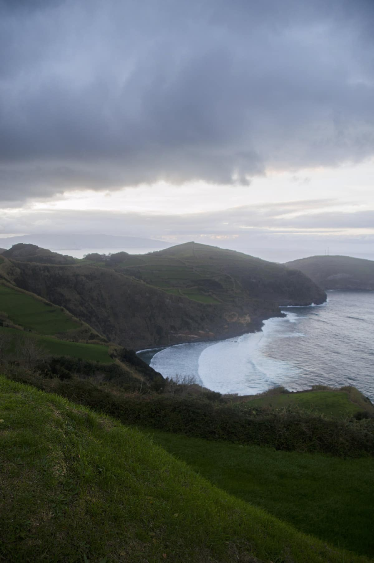 Açores falaise