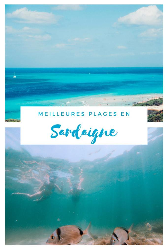meilleures plages Sardaigne