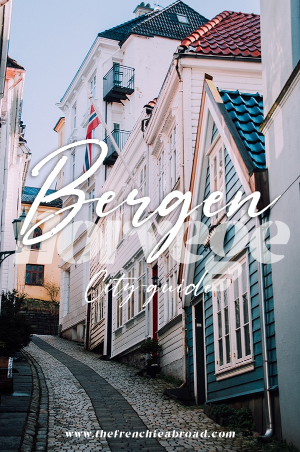 Bergen city guide